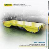 Het elektrische Karretje van de Behandeling van de Producten van het Metaal van het Karretje van het Platform van het Spoor