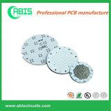 PCB алюминия для света/светильника/пробки СИД