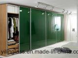 Glace de porte de couleur d'impression de Soie-Scree avec les configurations innovées
