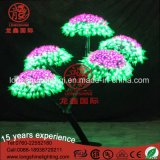 LED-Bonsais-im Freienbaum-Pilz-Licht für Weihnachtsfeiertags-Dekoration