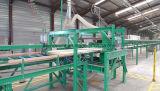 Chaîne de production de panneau de paille projet de guichetier