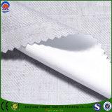 Ignífugos de lino del poliester ennegrecen hacia fuera la tela de la cortina con C1 franco Certicification