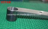 Peça da soldadura do CNC Mchining da elevada precisão para a maquinaria