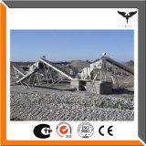 Chaîne de production en pierre écrasée de machines