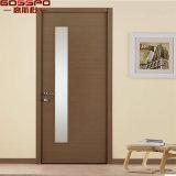 Puerta interior de la madera contrachapada de la tarjeta de la melamina de la habitación (GSP13-001)