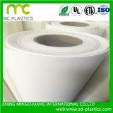 Papier muraux en PVC gravé pour imprimé et impression d'image numérique 1.07m