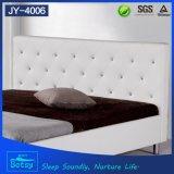 중국에서 현대 디자인 PU 침대