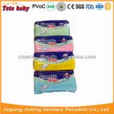 De goedkope Groothandelaar van de Producten van de Baby van de Prijs van de Fabriek van Fujian van de Luier van de Baby (de Op z'n gemak Luier van de Baby van de Pret)
