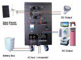 Inversor de la energía solar de la eficacia alta 6000W para la venta