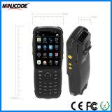 Terminal mobile tenu dans la main, PDA industriel, scanner de code barres, MJ PDA3501