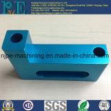 Kundenspezifische Präzision CNC-maschinell bearbeitenaluminium 6061 Ersatzteile