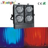 4 Köpfe PFEILER LED helles Publikums-Licht für Beleuchtung