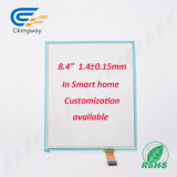 8,4 polegadas Resisitve Separation LCD Touch Screen Glass for Replacement