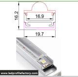 Profilo di alluminio luminoso di 4203 LED per le strisce dell'indicatore luminoso del LED