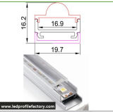 4203 SuperSlim13mm vertieftes Aluminium-LED Profil-Licht LED-