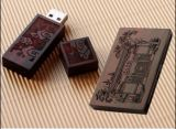 Cadre fait sur commande de cartes de visite professionnelle de visite et boîte à cartes