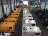 Generatore silenzioso 10kVA 8kw di inizio elettrico Rated di Kpp11 con il motore diesel 403A-11g della Perkins