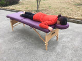 De Lijst van de Massage van het lichaam, het Bed van Beuaty van het Hout