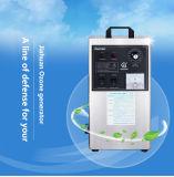 3G / H tubo de cuarzo portátil Carona descarga del generador de ozono del ozonizador