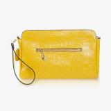 Lady Genuine Leather Shoulder Messenger Bag Moda Wristlet Crossbody Bag
