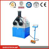 Máquina de dobra redonda do perfil elétrico (dobrador redondo do perfil de RBM10HV)