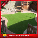 Het synthetische Kunstmatige Gras van het Gras voor het Modelleren van de Tuin van het Huis het Gras van het Net