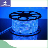 60LEDs/M 220V 5050高圧の防水LEDの滑走路端燈