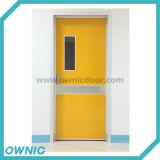 Хозяйственное стальное руководство двери качания открытое