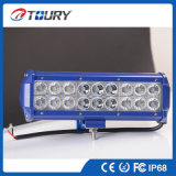 Doppia barra chiara del CREE LED dell'indicatore luminoso 54W ATV dell'automobile di riga LED