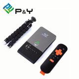 Proiettore Pocket portatile 2.4G/5g WiFi del Android 4.4 Rk3128 1g/8g del proiettore della casella LED M6 di M6 Kodi TV mini