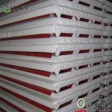 El panel insonoro de los paneles de emparedado del azulejo de material para techos del EPS