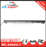 Polícia luz de advertência de piscamento da seta do diodo emissor de luz do caminhão de 31.5 polegadas