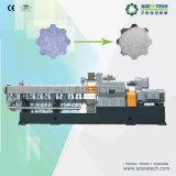 Plastikaufbereitenmaschine im Kunststoffhaustier-Abfall schleift Granulierer-Maschinen nach