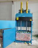 Pressa per balle idraulica verticale elettrica di Ved40-11070-Dd per carta straccia con Ce