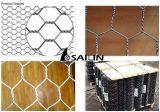 Acoplamiento de alambre galvanizado de pollo de la red de las aves de corral