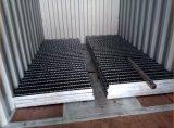 Il TUFFO caldo ha galvanizzato la griglia d'acciaio con carbonio, pianura o ha dentellato il tipo, trincea