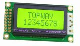 tipo alfanumérico séries da ESPIGA do indicador do LCD do caráter 16X2 do módulo do LCD (LMB162)