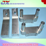 Части заливки формы высокой точности подвергая механической обработке алюминиевые для частей машинного оборудования запасных