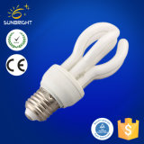 30W 220V Lotus Energy Saving Fluorescent Light Bulb