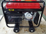 generador portable de la gasolina del comienzo eléctrico 2.8kw
