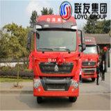 판매를 위한 Sinotruk HOWO T5g 6X4 트랙터 트럭