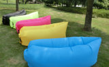 普及した浜袋の膨脹可能なソファーの不精な空気膨脹可能な寝袋(T16-004)