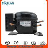 Compressor novo Qdzh25g 12V da C.C. do projeto para o uso do refrigerador do carro