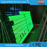 Al aire libre P8 SMD 3 en 1 Módulo de pantalla LED
