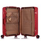 Nuevo Businesss equipaje de 2017 hecho por el material de Aluminum y del magnesio