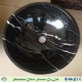 طبيعيّ حجارة بالوعة رخام حوض [كيتشن سنك] [وش بسن]