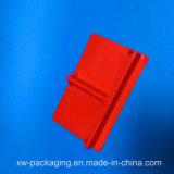 Het aangepaste Rode Verpakkende Dienblad van de Blaar