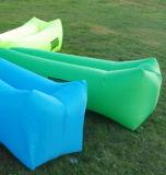 Plage gonflable en nylon de sac d'air de sommeil ou extérieur neuve (A1012)