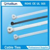 La pista aumentable ata la atadura de cables de nylon con la UL certificada