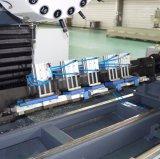 El aluminio del CNC fija la Máquina-Pza que muele material